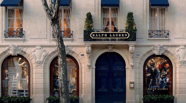 La boutique en París