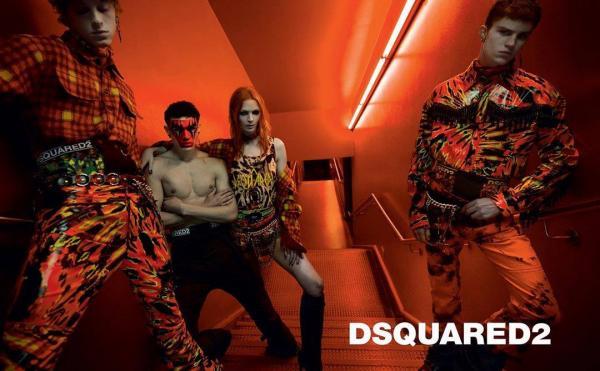 La moda de Dsquared2