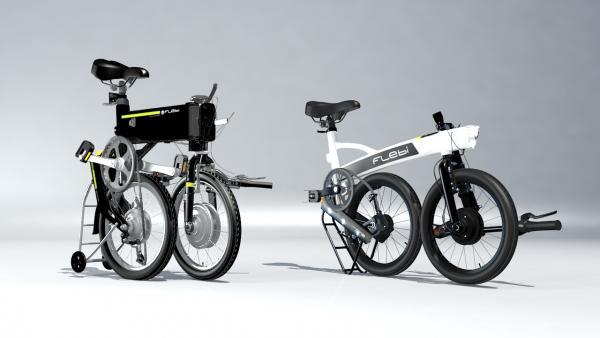 Las bicicletas de la marca