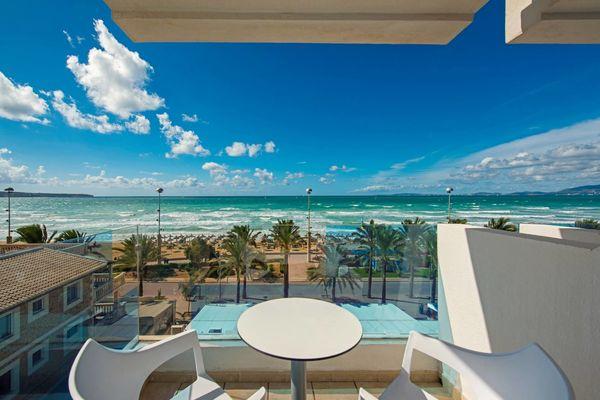 Hoteles de sol y playa