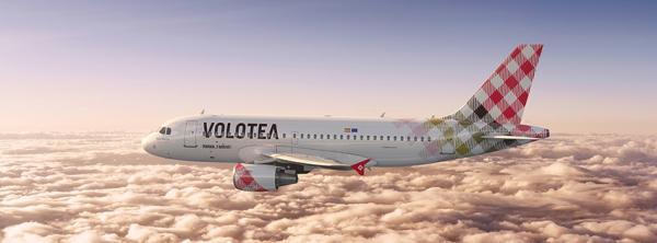Una de las aeronaves de la compañía