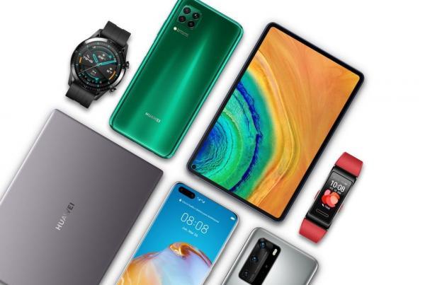 Los dispositivos Huawei
