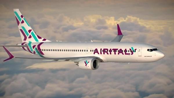 La flota de Air Italy