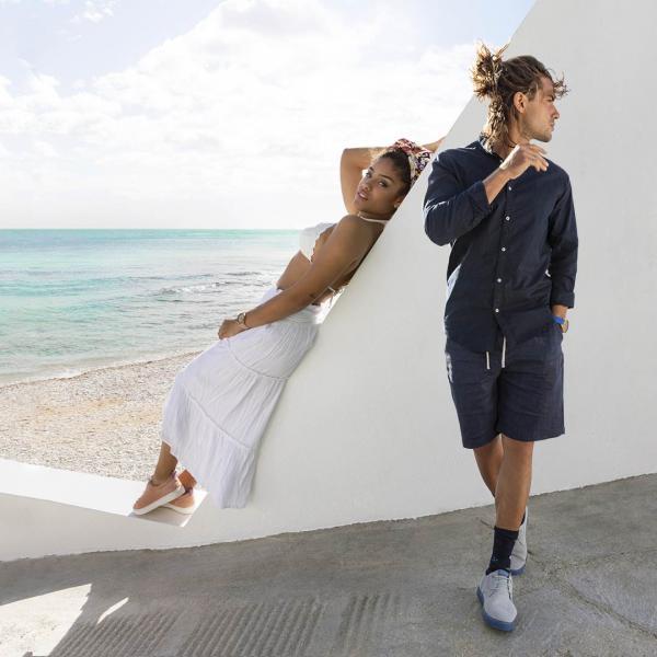 Calzado informal hecho en España