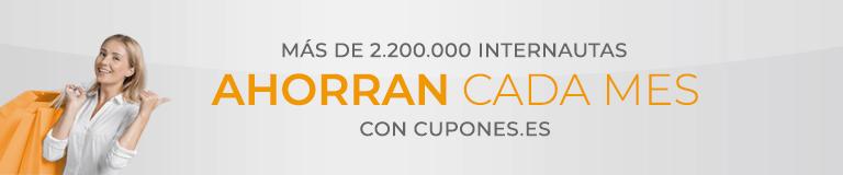 2.200.000+ usuarios ahorran cada mes en nuestro portal.
